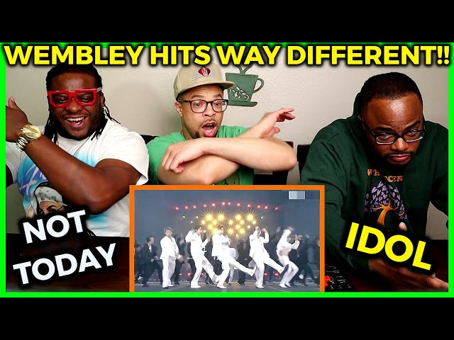 This Hits WAY DIFFERENT!! | BTS Not Today + Idol at Wembley (REACTION)