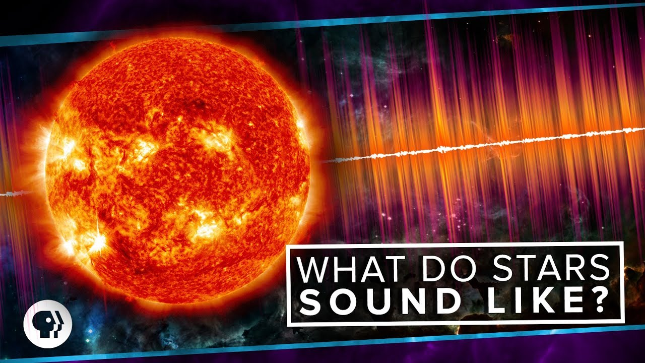 What Do Stars Sound Like? | Space Time