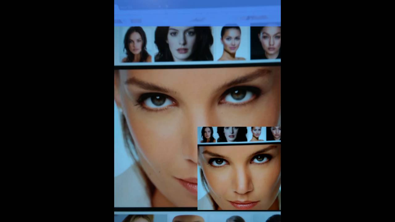 Android facial landmark/expression demo 2