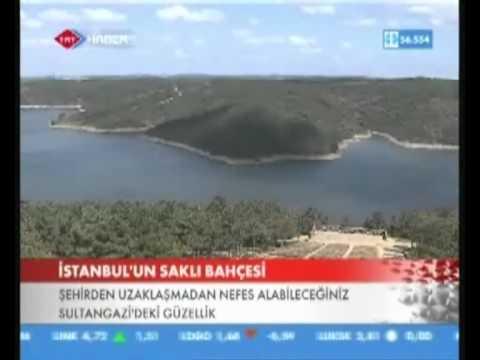 Sultangazi belediyesi kent ormanı