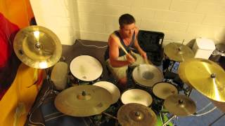 Mudvayne - Pharmaecopia Drum Cover By Ben McNeur