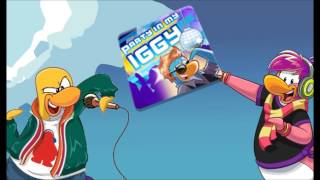 Club Penguin:Party In My Iggy by the Penguin Band feat. Cadence