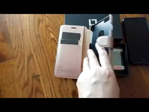 LUPA iPhone 6/6s Plus Rose Gold Wallet Case Review