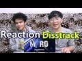 Reaction Ericko Lim -  No Sm:(le Zone M.RO  W/ Derry Fransakti