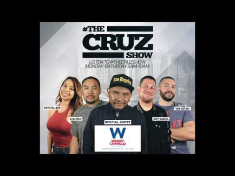 Wendy Carrillo   Wendy joins Power 106