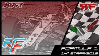 rF1 Brasil @ Monza - 14ª Etapa Temporada 2018