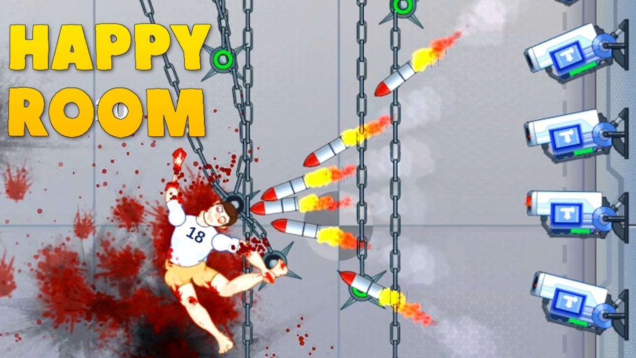 Happy Room - This Is MADNESS! - Let's Play Happy Room Gameplay - Happy ...