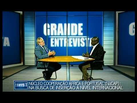 GRANDE ENTREVISTA: Prof.DR.Marcus Vinicius Rodrigues
