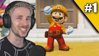 Super Mario Maker 2 - Story Mode #1