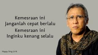 Kemesraan - Iwan Fals & Rafika Duri (Lirik)