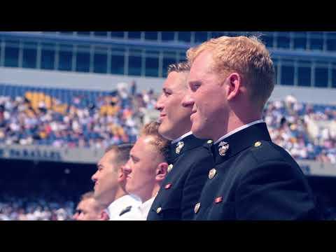 United States Naval Academy Graduation 2018