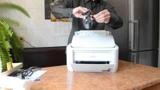 видео Принтер Canon i-SENSYS LBP6030