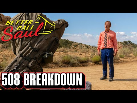 "Better Call Saul Season 5 Episode 8 Review | 508 ""Bagman"" Recap"