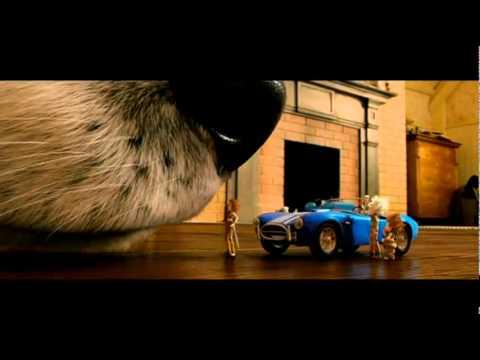 Arthur y la guerra de los mundos (Trailer Español)