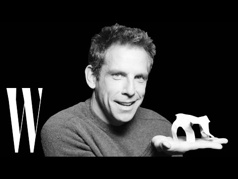Ben Stiller Had a Crush on Brooke Shields and Learned Magic From Slydini | Screen Tests | W Magazine