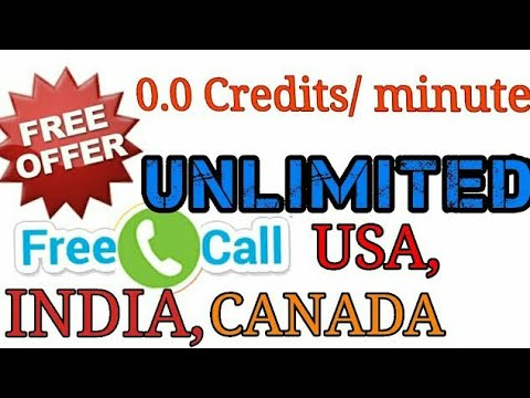 New bast free calling app 0 0 credit/ minute