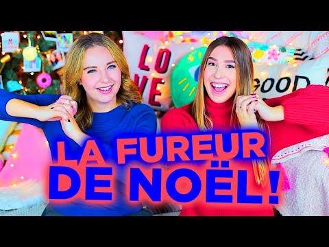 ON JOUE À LA FUREUR DE NOËL! | 2e peau