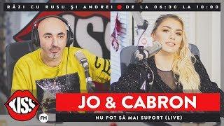 Jo feat Cabron - Nu pot sa mai suport (live)