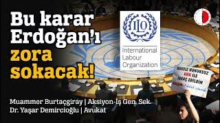 BU KARAR ERDOĞAN'I ZORA SOKACAK! #KHK #Erdoğan #BM #ILO #KHKMağdurları