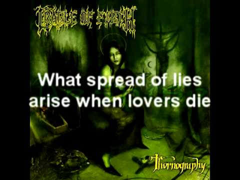 Cradle Of Filth - The Byronic Man