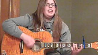 I Believe I Can Fly by R. Kelly covered by Darby Smith