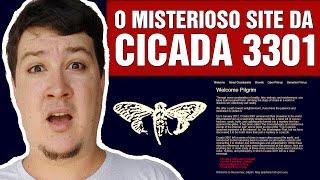 Cicada 3301: Misterioso Site Aparece na Internet (#210 - Notícias Assombradas)