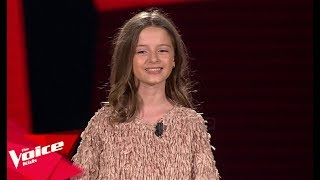Noa - Toxic | Audicionet e Fshehura | The Voice Kids Albania 2019