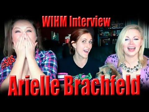 Interview with Arielle Brachfeld WIHM   Scream Queen Stream