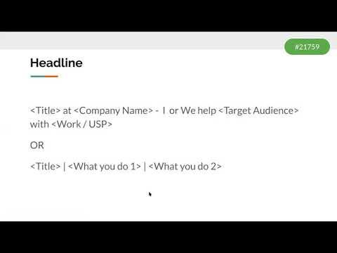 Leading on LinkedIn part 2