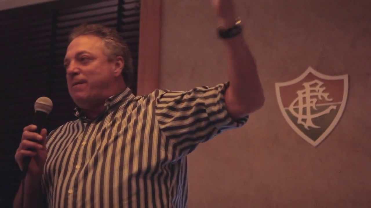 #FluminenseUSA - Discurso emocionante de Abel Braga no Tricolor em Toda Terra