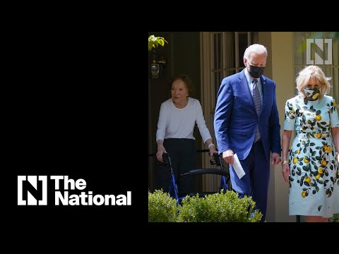 Bidens-visit-former-US-president-Jimmy-Carter
