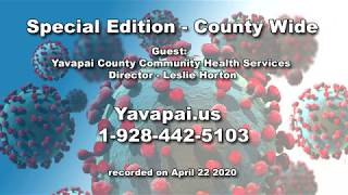 County Wide - Yavapai County Community Health Services - COVID-19 Update