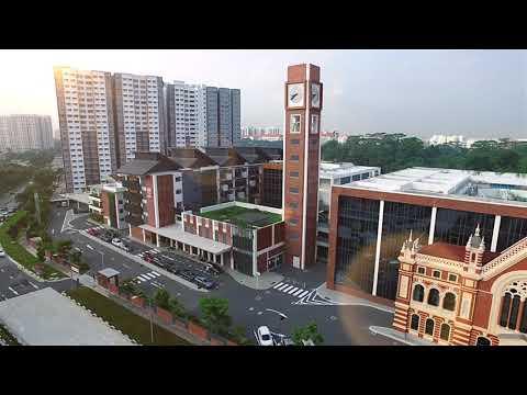 Dulwich College (Singapore) Campus