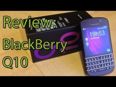 Prova em vídeo: BlackBerry Q10 | Tudocelular.com