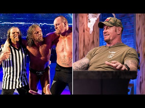 Undertaker on his WrestleMania classics: The Broken Skull Sessions (WWE Network Exclusive)