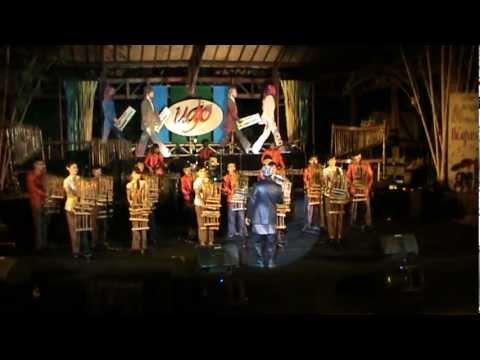 Ob-La-Di Ob-La-Da (The Beatles Cover) - Saung Angklung Udjo Orchestra