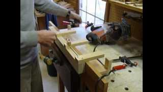 Mortisemeister - The Ultimate Simple Adjustable Shop Made Mortise Jig For The Router