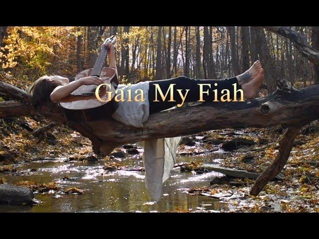 Gaia My Fiah - Jordan Serpentini a.k.a. Stella Lumina OFFICIAL MUSIC VIDEO