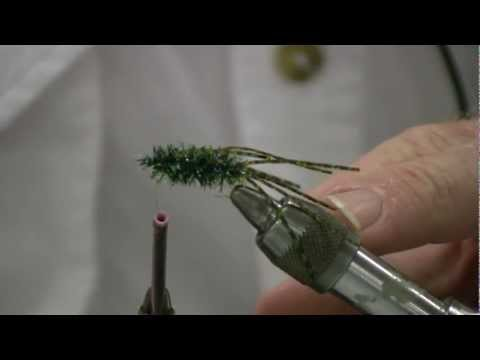 Tying the Goober Bug Fly