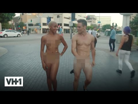 VH1 Dating Naked: Dancing Naked Stunt