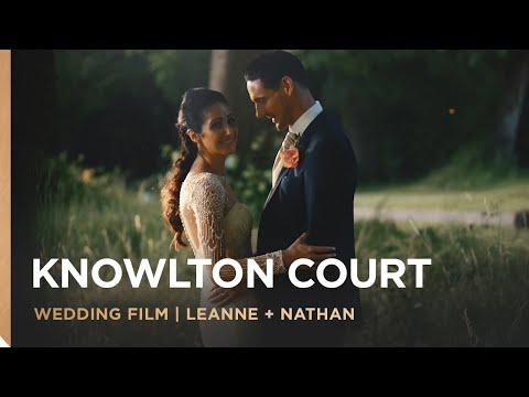 Knowlton Court | Leanne & Nathan's Wedding Film | Kent Wedding Videographer