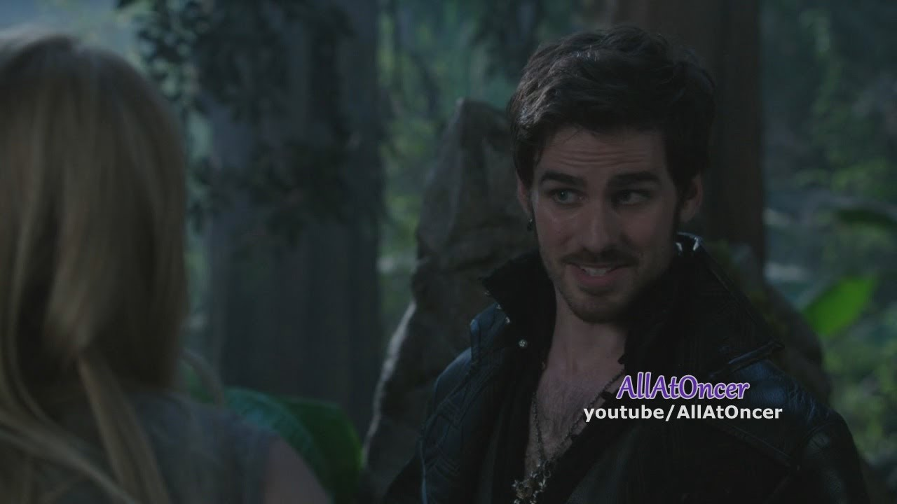 Captain Swan: 5 scenes that made us laugh, cry, and swoon