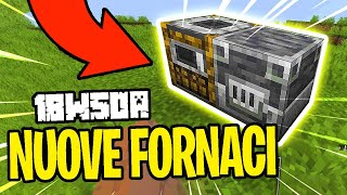 DUE NUOVE FORNACI! - Minecraft Snapshot 18w50a
