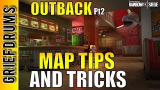 Outback Advanced Map Tips and Tricks 2: Rainbow Six Siege
