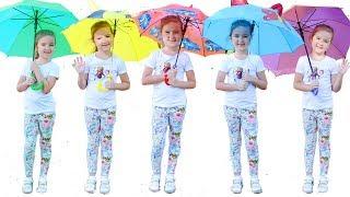 Rain Rain Go Away Song - Educational Song for Babies & Nursery Rhymes