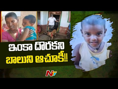 Nellore Missing 3 Year Old Boy Yet To Be Traced   NTV