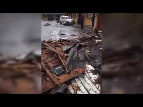 Coverage of the New Orleans East tornado damage