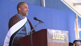 Tufts 2017 Commencement Address: Kenya Barris thumbnail