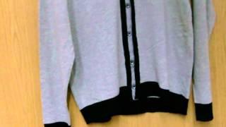 Herren Hemd - Pullover gut für die Größe L