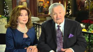Days Of Our Lives 50th Anniversary Interview - Suzanne Rogers & John Aniston